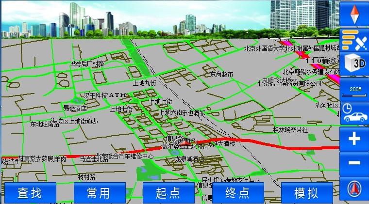 地图 设计图 效果图 760